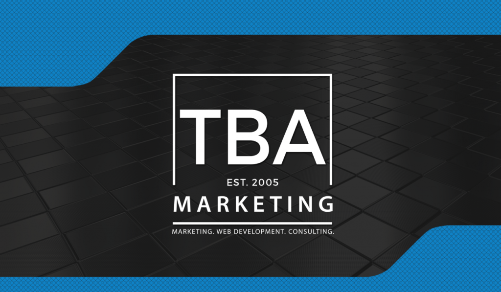 Contact TBA Marketing and Let's Get to Work on Your Branding
