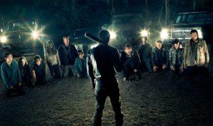 The Walking Dead Promo Poster - Negan